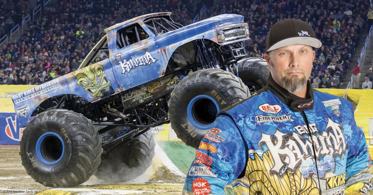 Shane England Monster Jam Driver Monster Jam