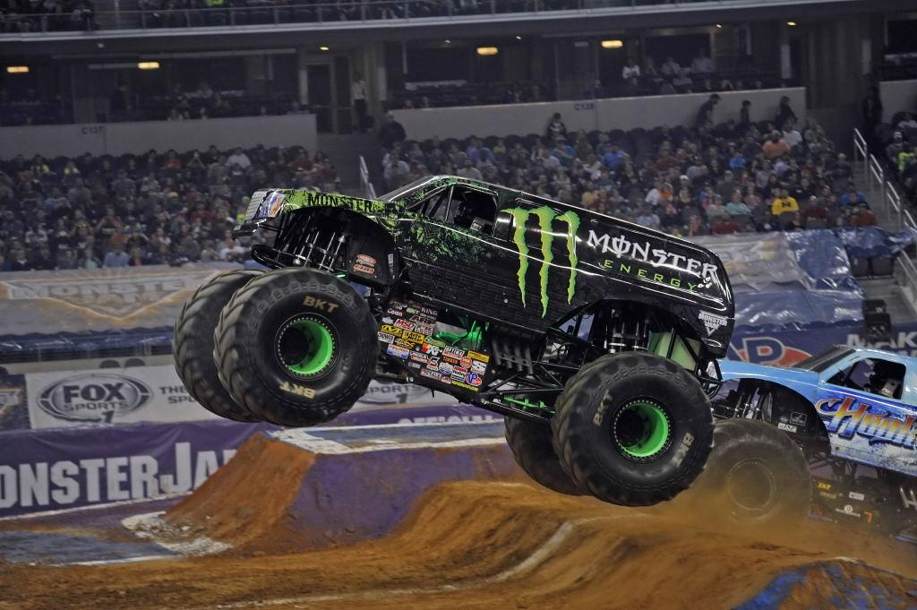 arlington tx at t stadium monster jam. Black Bedroom Furniture Sets. Home Design Ideas