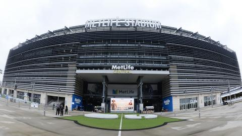 MetLife Stadium - Photo by Dave DeAngelis
