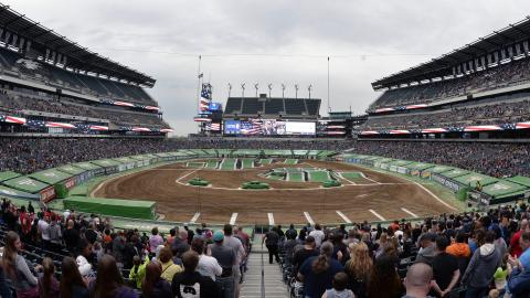 Philadelphia track