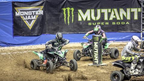 ATV action - Photo by Jen Bay