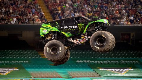 Monster Energy Monster Jam Cardiff