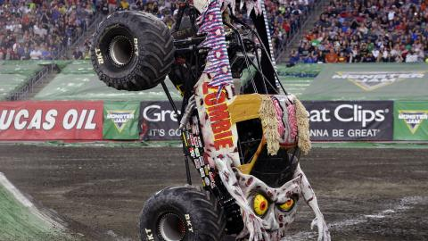 Zombie 2-Wheel - - Photo by Dave DeAngelis