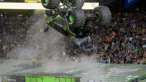 Monster Energy - Photo by Dave DeAngelis