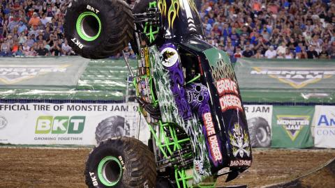 Grave Digger - Photo by David DeAngelis