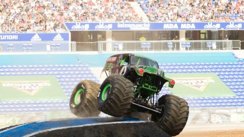 Grave Digger - Photo by Michael Gottschalk