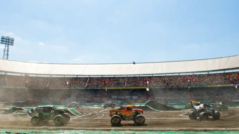 Monster Jam Rotterdam Netherlands
