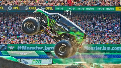 Monster Energy Monster Jam Rotterdam Netherlands