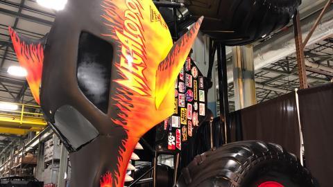 Team Fire Megalodon