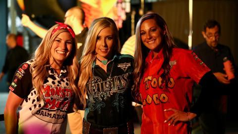 Cynthia, Brianna, Kayla