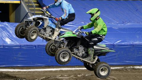 ATV Racing - Photo by Dave DeAngelis