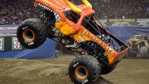 El Toro Loco. Photo by Dave DeAngelis