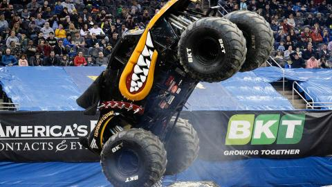 Monster Mutt Rottweiler. Photo by Dave DeAngelis