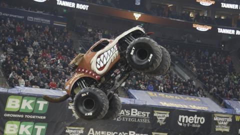 Monster Mutt -  Photo by  Riley's Hotshots