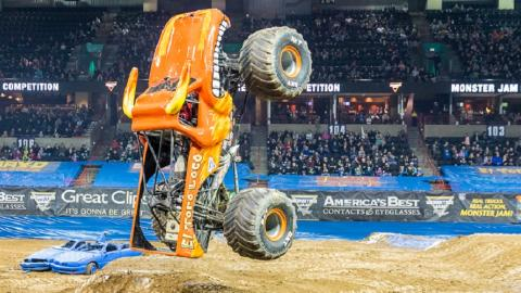 El Toro Loco. Photo by Rod Jeffers.