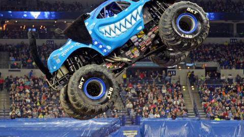Monster Mutt Dalmatian Ice. Photo by Dave DeAngelis