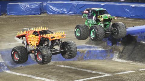Racing - Photo by Josh Kirscher