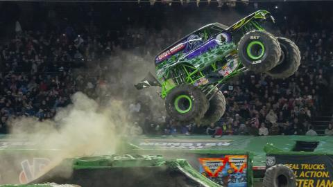 Grave Digger - Photo by Susan Woolley
