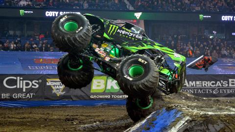 Monster Energy - Photo by Jason Twite