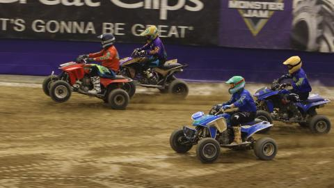 ATV Action- Photo by Kyle Riley
