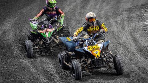 ATV Racing - Photo by Tom Morris