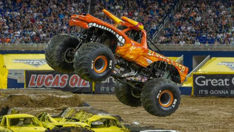 El Toro Loco - Photo by Eric Stern