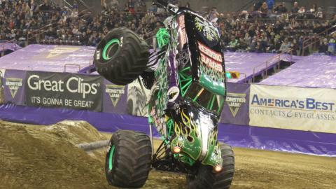 Grave Digger -- Photo by Kyle Riley