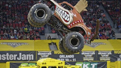 Monster Mutt - Photo by Dave DeAngelis