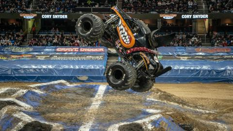 Monster Mutt Rottweiler - Photo by Andrew Latshaw