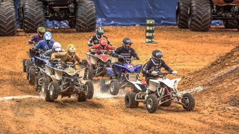 ATV Racing - Photo by Jen Bay