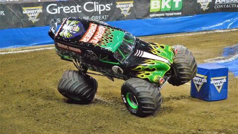 Grave Digger - Photo by Josh Maxwell