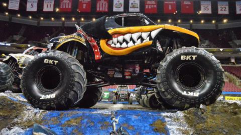Monster Mutt Rottweiler - Photo by Josh Maxwell