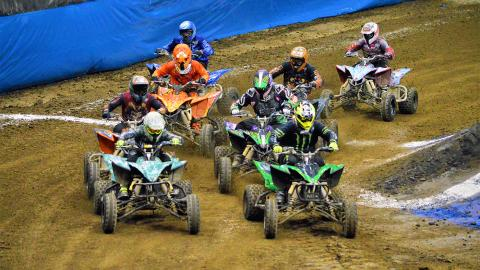 ATV Racing - Photo by Josh Maxwell
