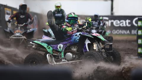 Grave Digger ATV - Photo by Brett Moist