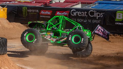 Grave Digger - Photo by John Igras