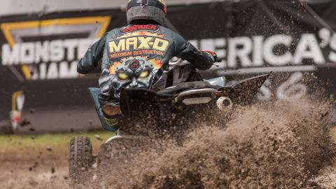 Max-D - Photo by Brett Moist