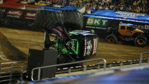 Grave Digger - Photo by Brett Moist