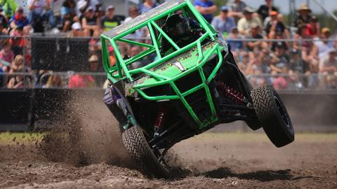 Grave Digger Speedster - Photo by Brett Moist