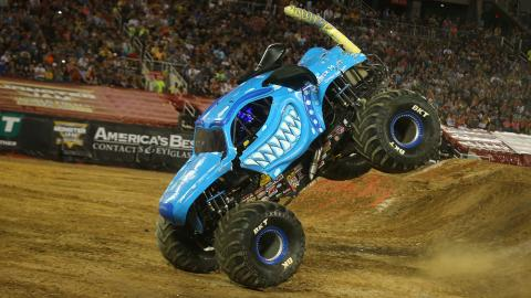 Monster Mutt Dalmatian Ice - Photo by Brett Moist