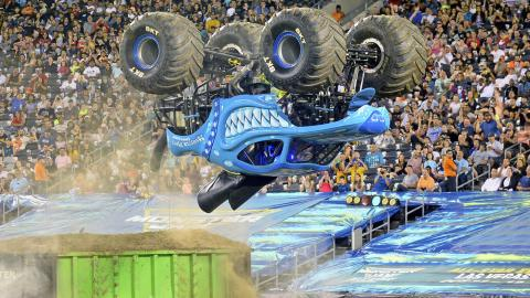 Monster Mutt Dalmatian Ice - Photo by Dave DeAngelis