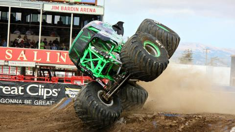 Grave Digger - Photo by Evan Posocco