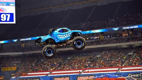 Monster Mutt Dalmatian Ice - Photo by Kenny Lau