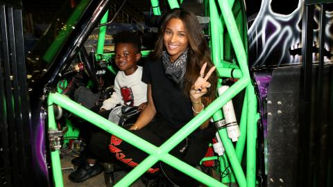 Ciara Future Wilson Monster Jam LA