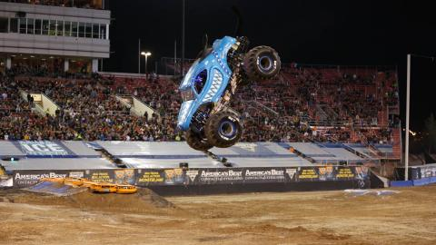 Monster Mutt Dalmatian Ice - Photo by Eric Stern