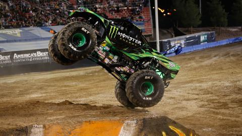 Monster Energy - Photo by Eric Stern