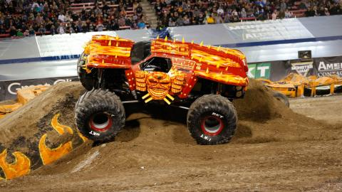 Max-D Fire - Photo by Eric Stern
