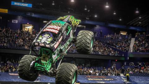 Grave Digger- Photo by Jen Bay