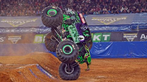 Grave Digger - Photo by Kenny Lau