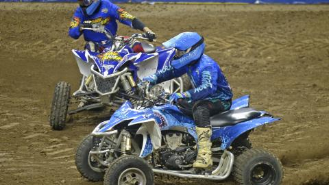 ATV Action - Photo by Dave DeAngelis