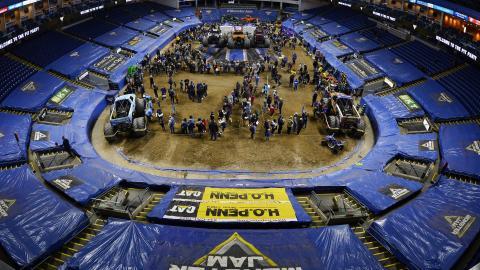 Bridgeport Arena - Photo by Dave DeAngelis
